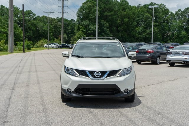 Pre-Owned 2018 Nissan Rogue Sport SV AWD 4D Sport Utility