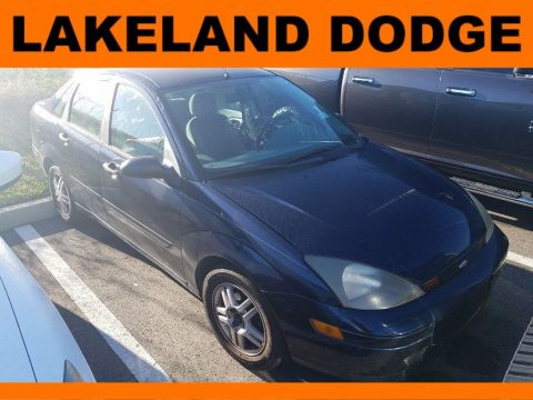 Pre-Owned 2003 Ford Focus SE FWD 4dr Car