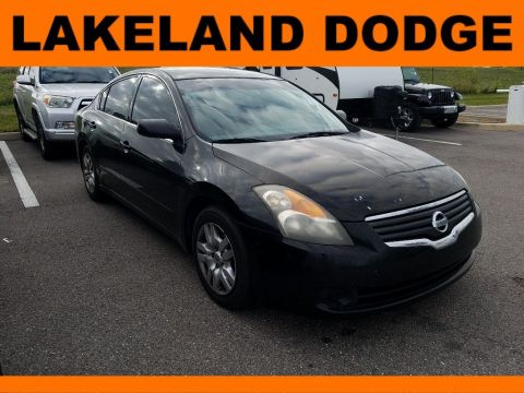 Pre-Owned 2007 Nissan Altima 2.5 S FWD 4dr Car