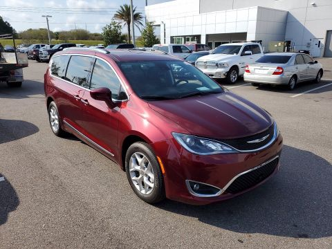 2020 CHRYSLER Pacifica Touring L Plus