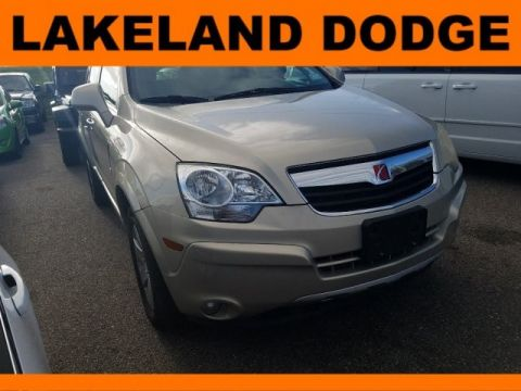 Pre-Owned 2009 Saturn VUE XR Front Wheel Drive 4D Sport Utility