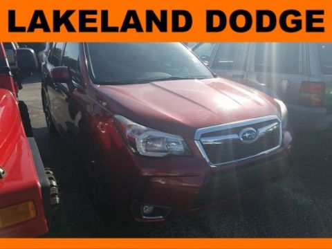 Pre-Owned 2014 Subaru Forester 2.0XT Touring AWD 4D Sport Utility